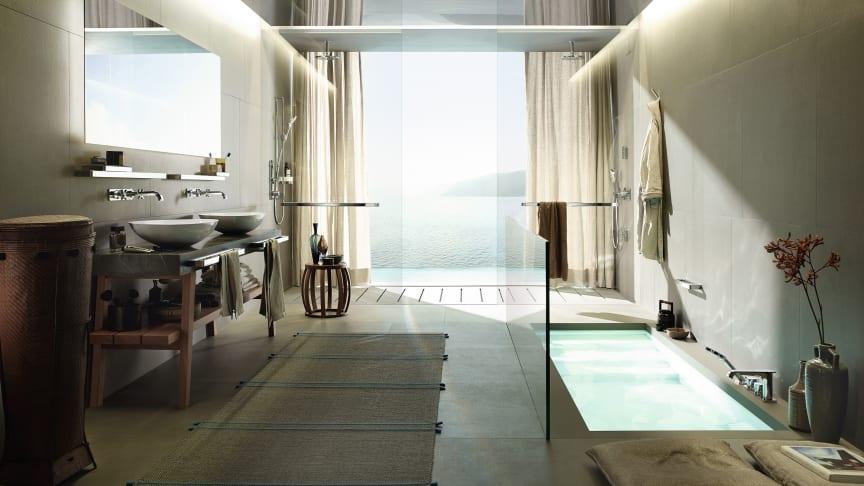 Axor Citterio E: Arjen luksusta kylpyhuoneisiin
