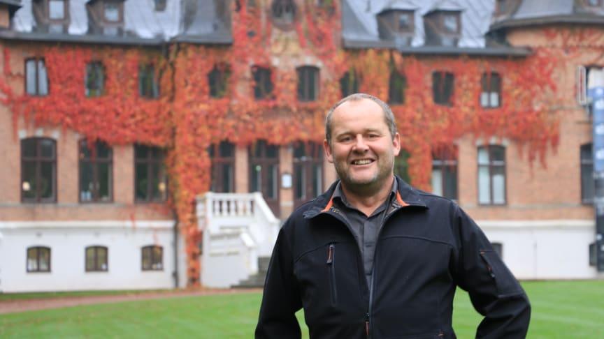 John Taylor blir konstnärlig ledare för Den stora Trädgårdsfesten 2020. Fotograf: Tina Dalemo.