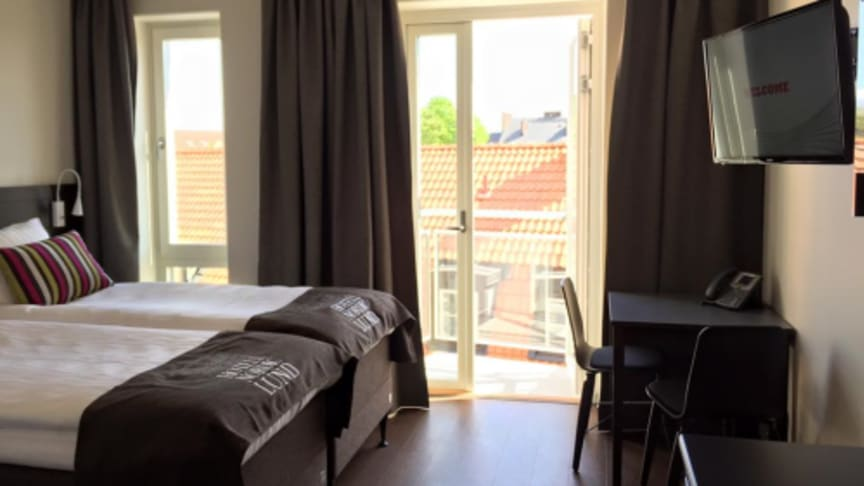 Hotell Nordic Lund - dubbelrum