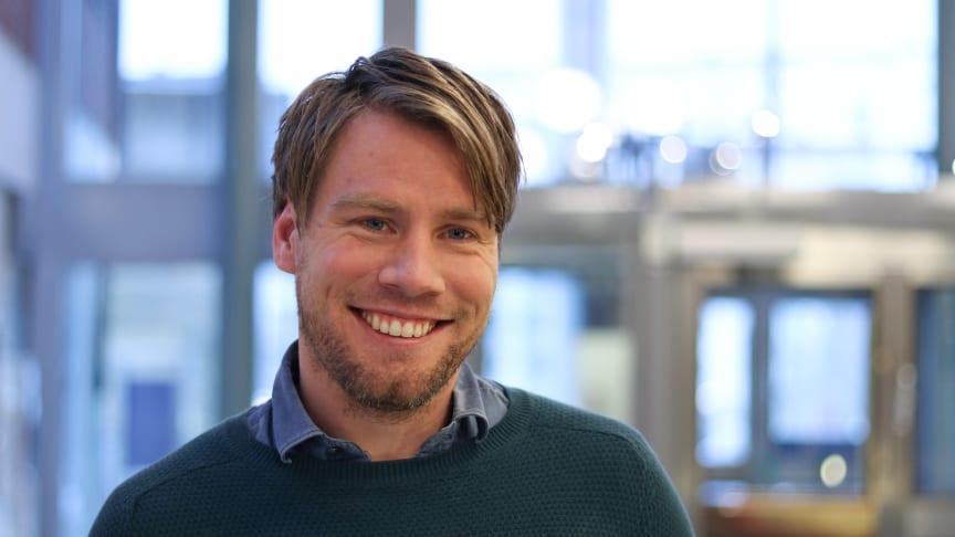 David Steen, forskare i elektroteknik, Chalmers