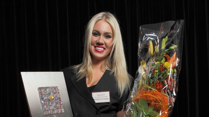 Isabella Löwengrip - Årets Affärsnätverkare 2010