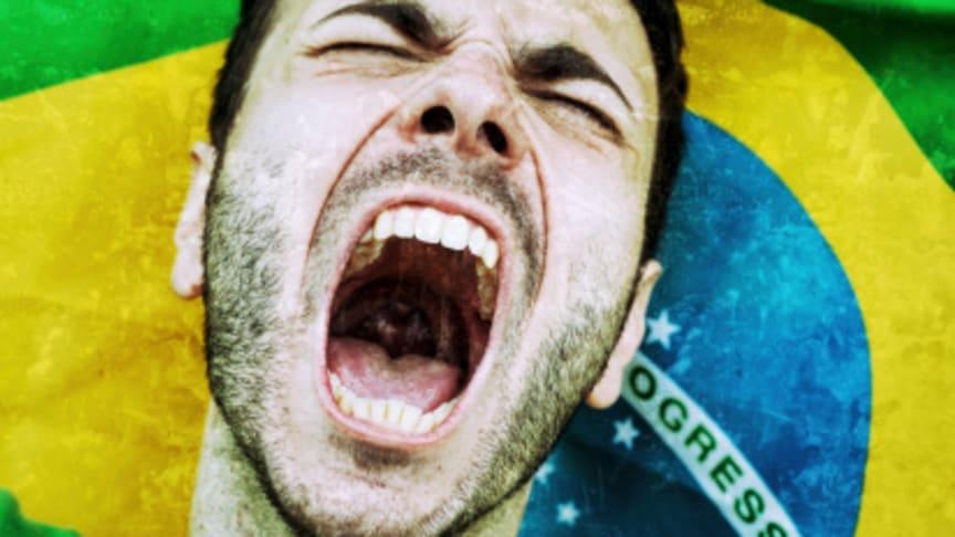 Svenska folket eniga – Brasilien vinner VM