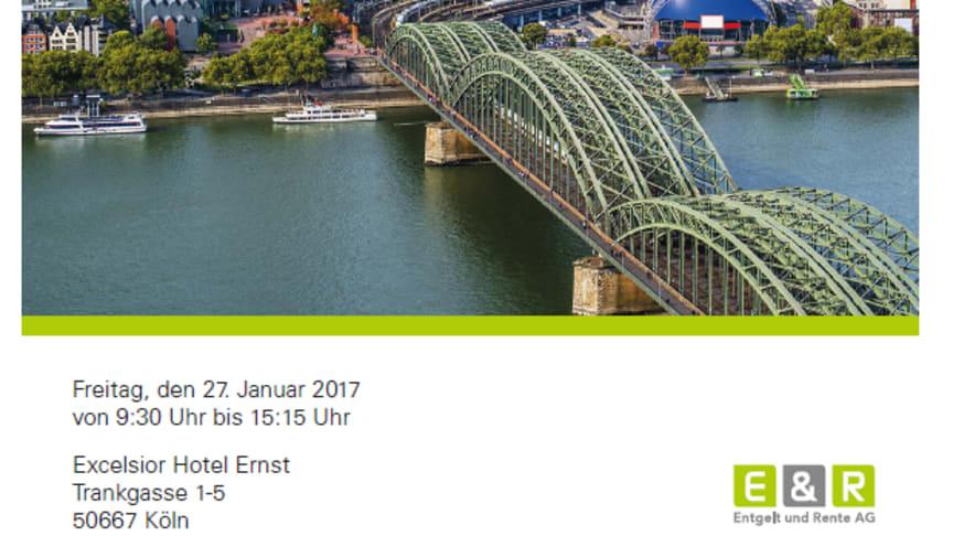 Infotag Entgelt und Rente AG 2017