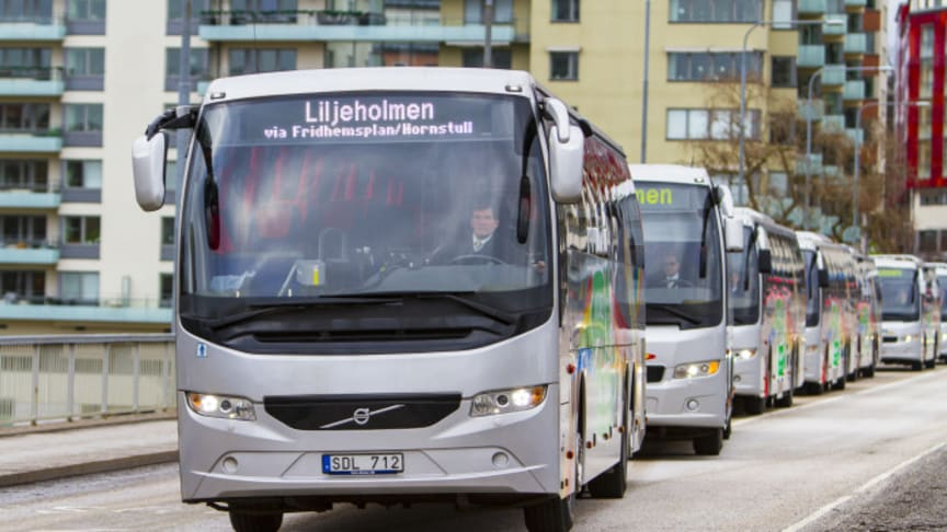 Ny flygbusslinje ökar tillgängligheten till Stockholm Arlanda Airport ytterligare