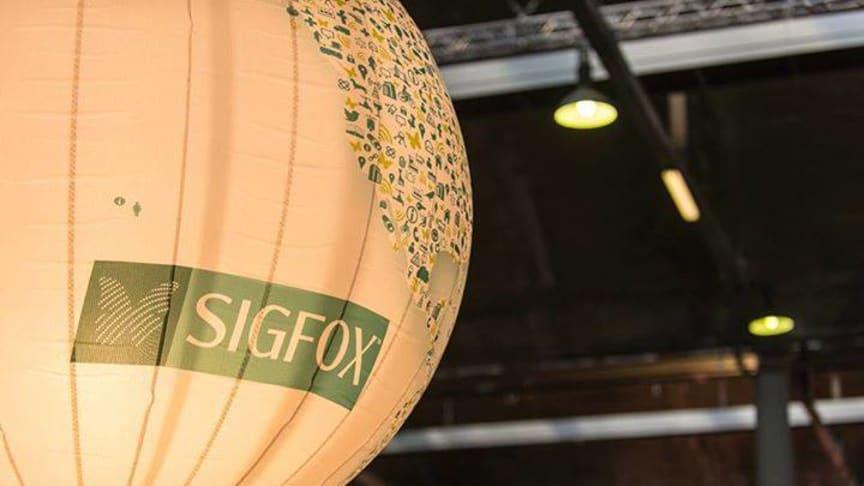 """SIGFOX adopte la technologie satellite """"SmartLNB"""" d'Eutelsat pour compléter son infrastructure réseau dédiée aux objets connectés"""