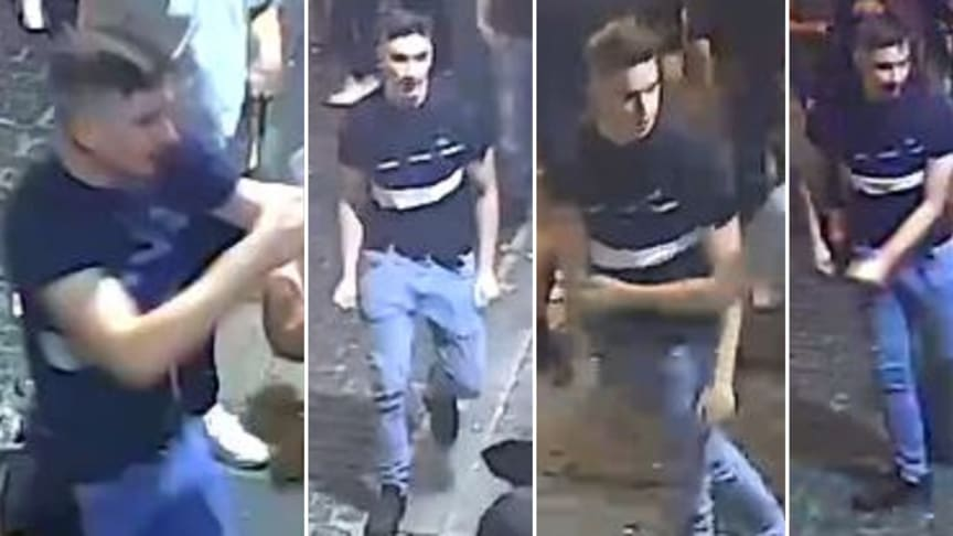 CCTV appeal after assault in Liverpool city centre
