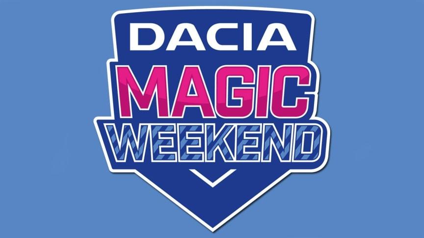 Magic Weekend at St James' Park – 20 & 21 May