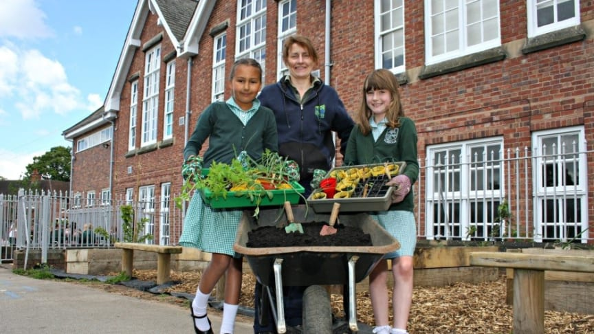 Schools across Birmingham grew and cooked their own fruit and vegetables as part of Mondelēz International's Health for Life programme which engaged 90,000 people
