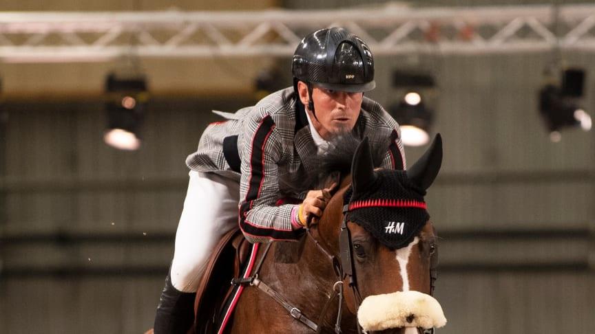 Under Jönköping Horse Show kommer Peder Fredricson att hålla i en clinic.