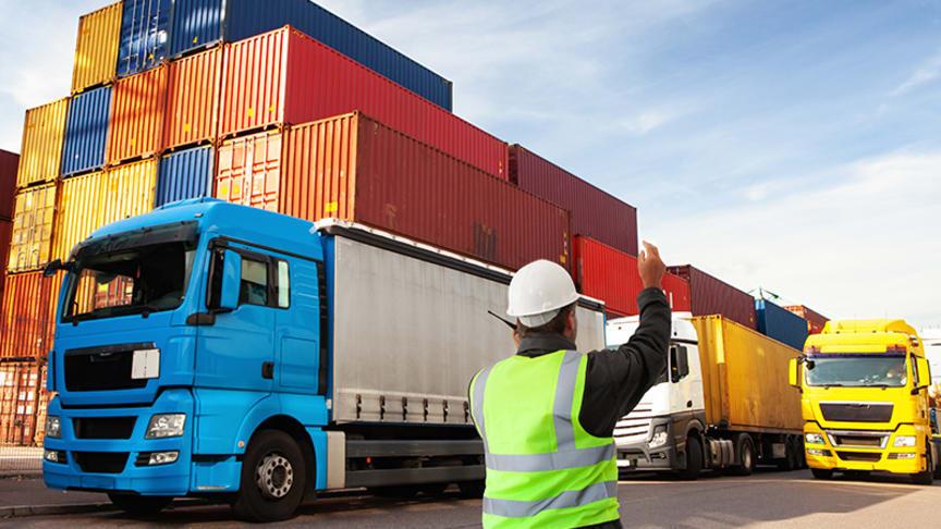 Logistik och transportledning - en ny YH-utbildning till Piteå i höst.  Foto: Getty Images