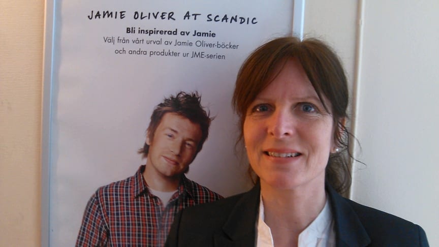 Nicki Eby ny hotelldirektör på Scandic Syd Östersund