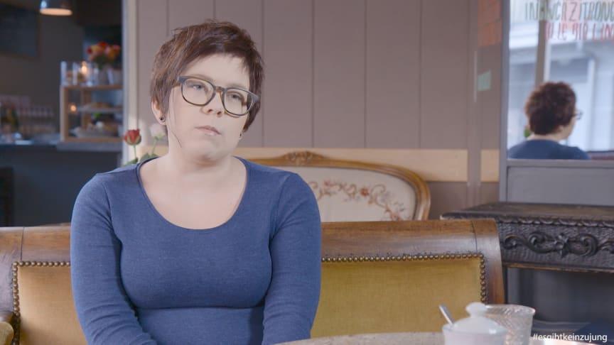 Sabrina Wiedemer erkrankte mit 24 Jahren an Darmkrebs