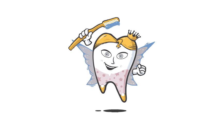 Zum Tag der Zahnfee über die Pflege von Kinderzähnen informieren.