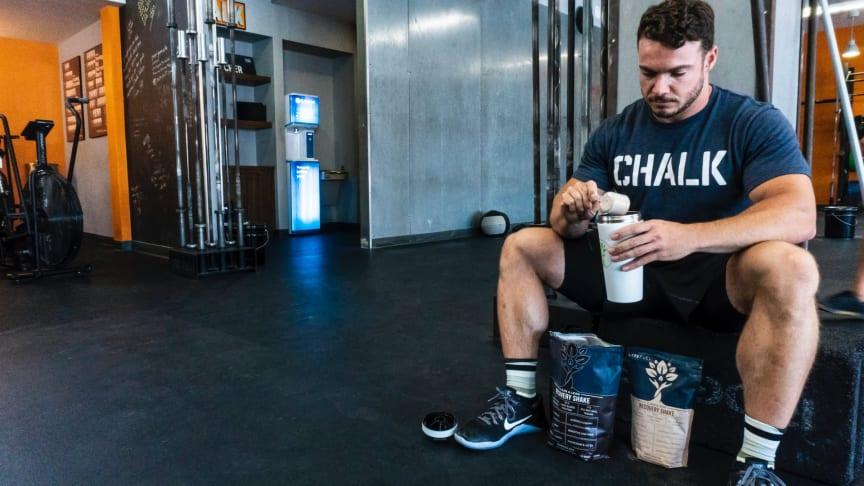 Restituer hurtigere med proteinpulver