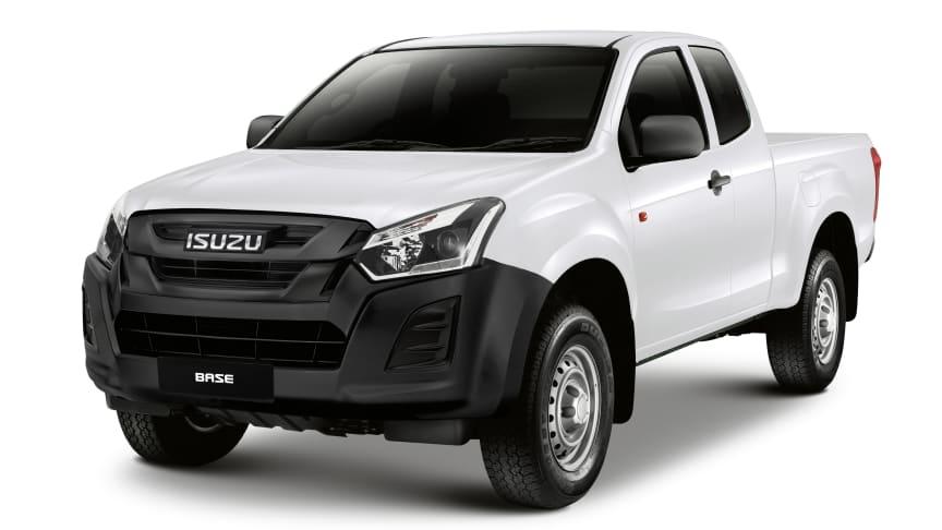 Isuzu Base Extended Cab