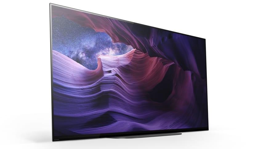 Sony lancerer nye OLED-tv'er med forbedret billedkvalitet og lydfunktioner