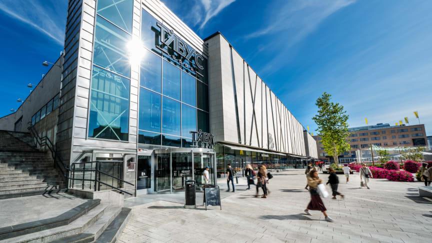 Täby Centrum fortsätter vara Stockholmarnas favoritcentrum
