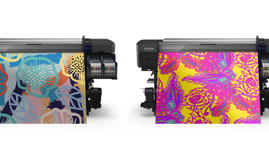 Epson's SC-F9430H digital textile printer