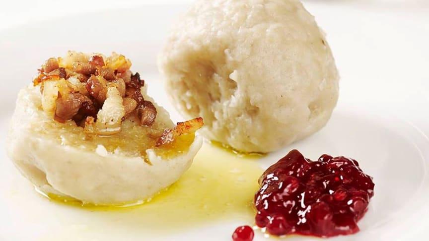 Palt är en av de populäraste maträtterna i grundskolan. Fotograf: Maria Fäldt