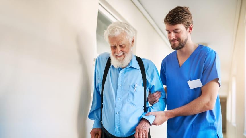 I yrken som sjuksköterska, barnskötare, förskollärare och lokalvårdare är det svårt för män att bli kallade till jobbintervju.