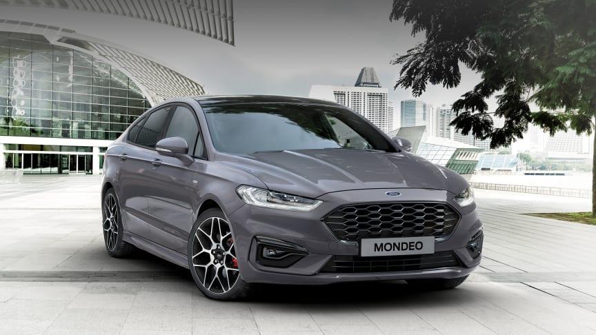 Ford fejrer 100 år i Danmark med 100.000 kr. tilbud