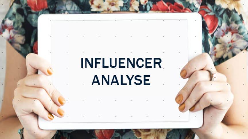 Influencer-Analyse von ARGUS DATA INSIGHTS