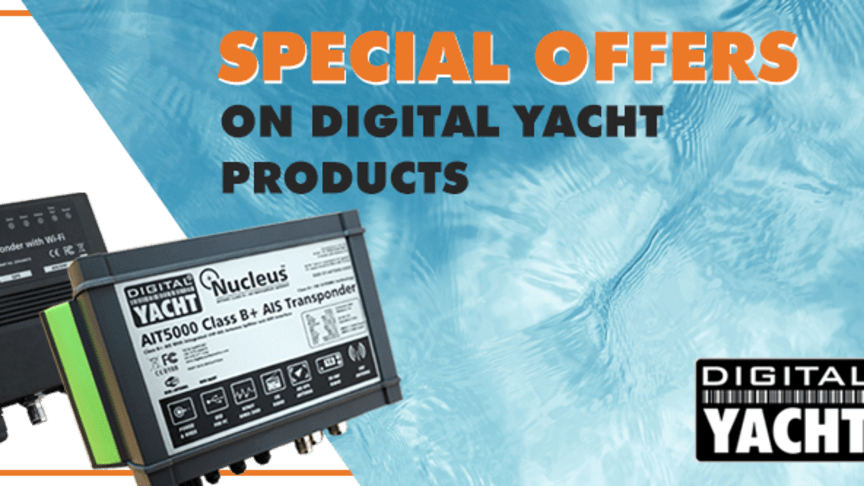 Special European Offers From Digital Yacht