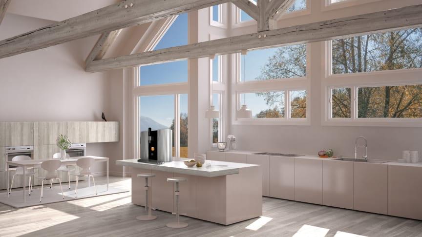 CES 2019: LG presenterar framtidens smarta kök, intelligenta tjänsterobotar, nya smarta LG Styler med AR-funktionalitet samt en helautomatisk ölbryggare