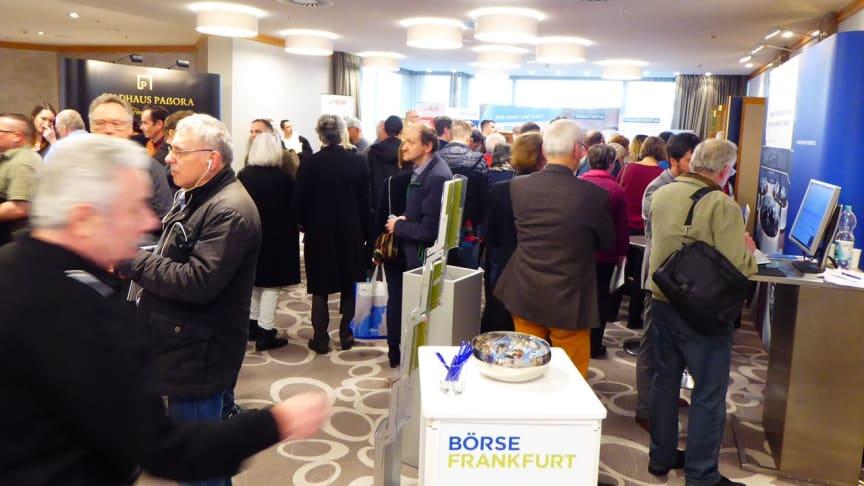 Finanzwissen beim Börsentag kompakt Leipzig