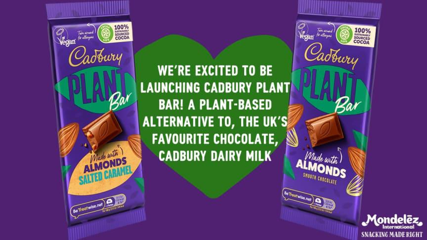 Mondelēz International to launch Vegan Cadbury bar in the UK and Ireland