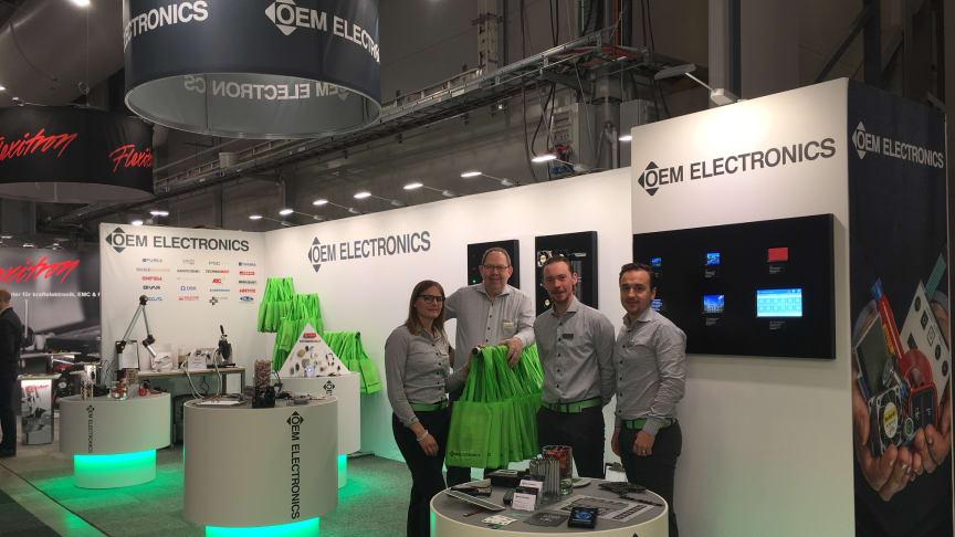 OEM Electronics monter på S.E.E. 2018