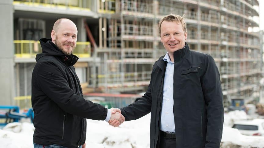 Telia Norge og Effera inngår partnerskap for å digitalisere og effektivisere byggeplasser.