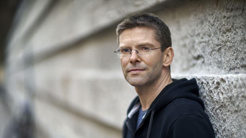 Albert Schnelzer (foto: Mats Lundqvist)