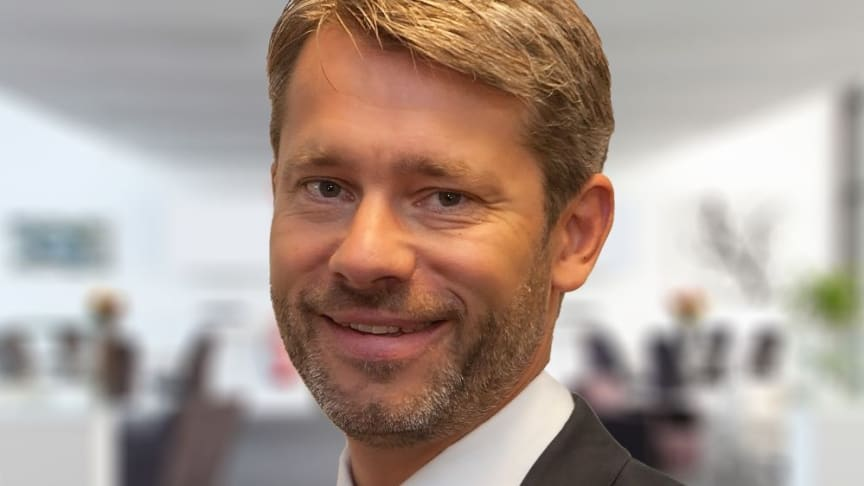 Ulf Molén är ny vd på Nordvästra Skånes Renhållnings AB