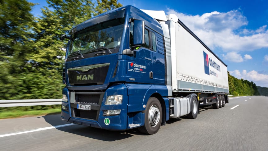 On the road with idem telematics: Obermann