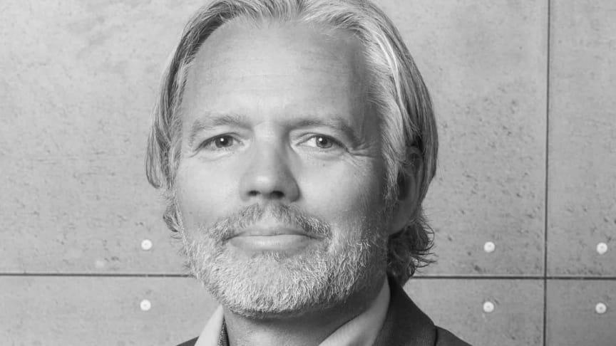 Alex Lunde blir regionsdirektør for region Vest i Norconsult. Foto: Norconsult.