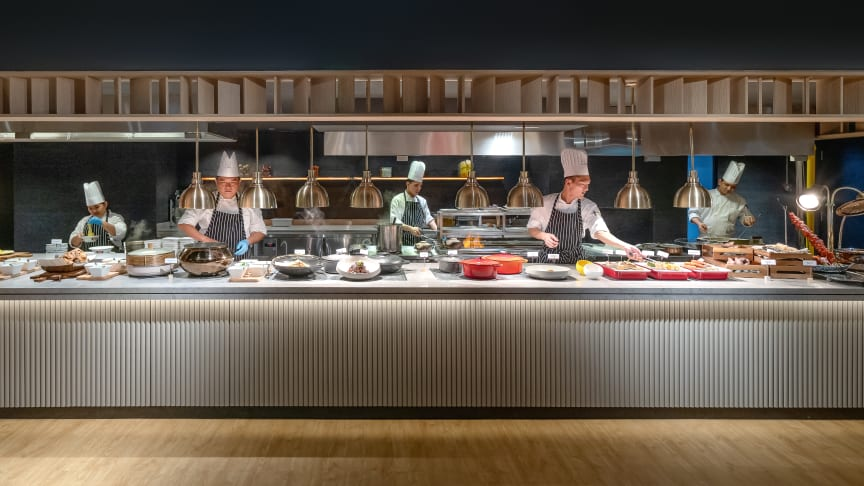 Dine in or take out, Spice Brasserie at PARKROYAL on Kitchener Road reopens with a refreshed Asian Street Food Menu and enhanced safety measures