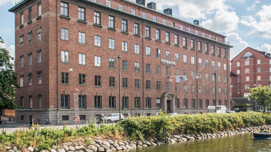 ForI november flyttar Fortnox AB in i Sparven 15 på Drottninggatan i Malmö.