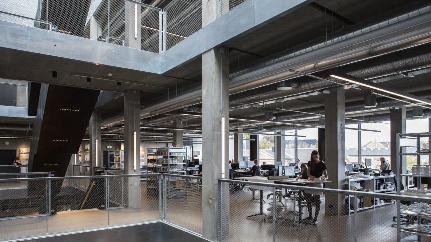 Arkitemas kontor i København