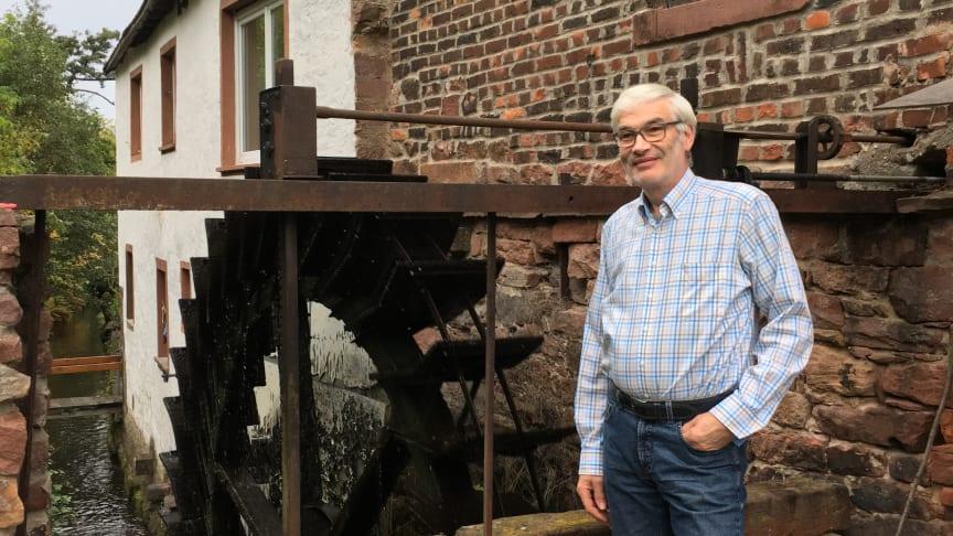 Von der Kornmühle zur Strommühle: Projekte wie dieses von Reinhard Deckelmann aus Elsenfeld wurden jetzt mit dem Bürgerenergiepreis Unterfranken 2020 ausgezeichnet.