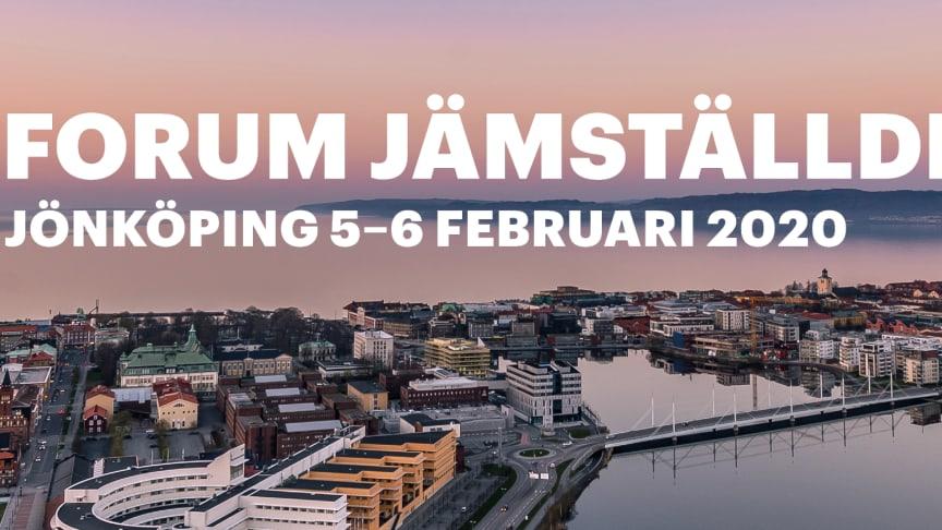 Sveriges största jämställdhetskonferens går av stapeln i Jönköping nästa vecka