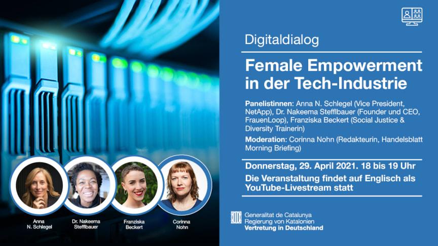 Female Empowerment in der Tech-Industrie