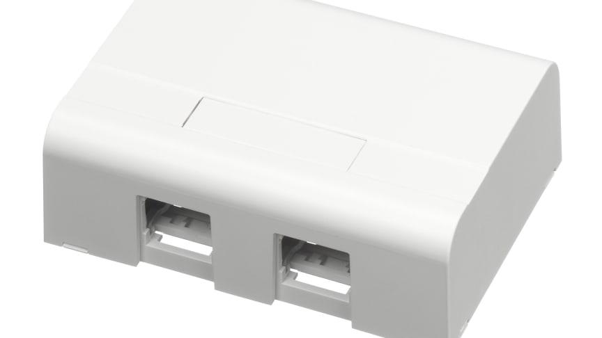 Actassi montasjebokser