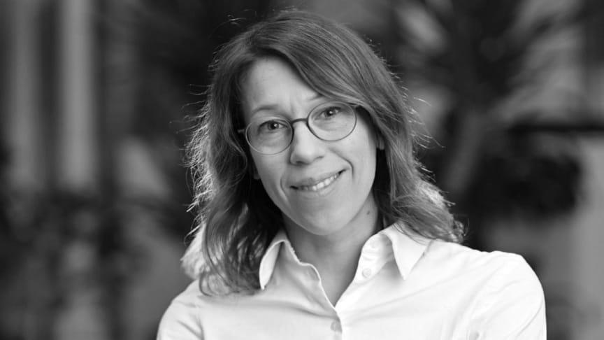Johanna Björklund, Institutionen för datavetenskap vid Umeå universitet erhåller Nordeas vetenskapliga pris 2021. Foto: Jon Hollström