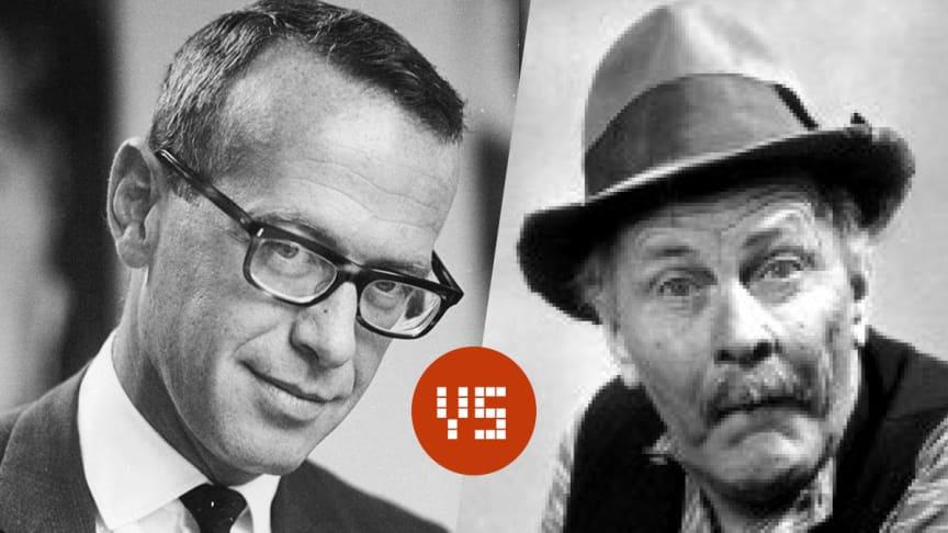 "Harry Schein och ""kriget"" mot Åsa-Nisse"