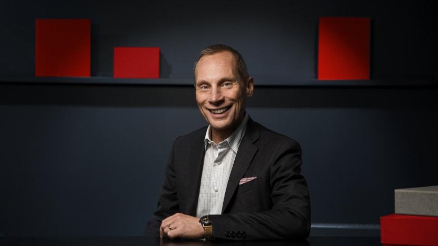 Staffan Hansén, vd SPP