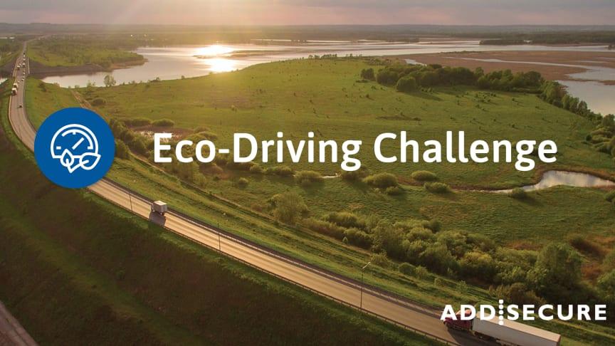 I 2020 deltok nesten 11 000 sjåfører i AddSecure Eco-Driving Challenge.