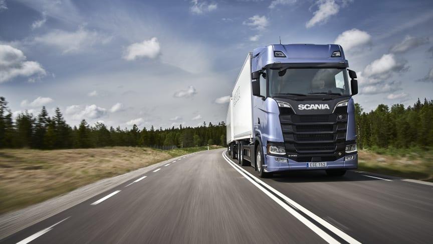 Scania and Northvolt partner for heavy vehicle electrification