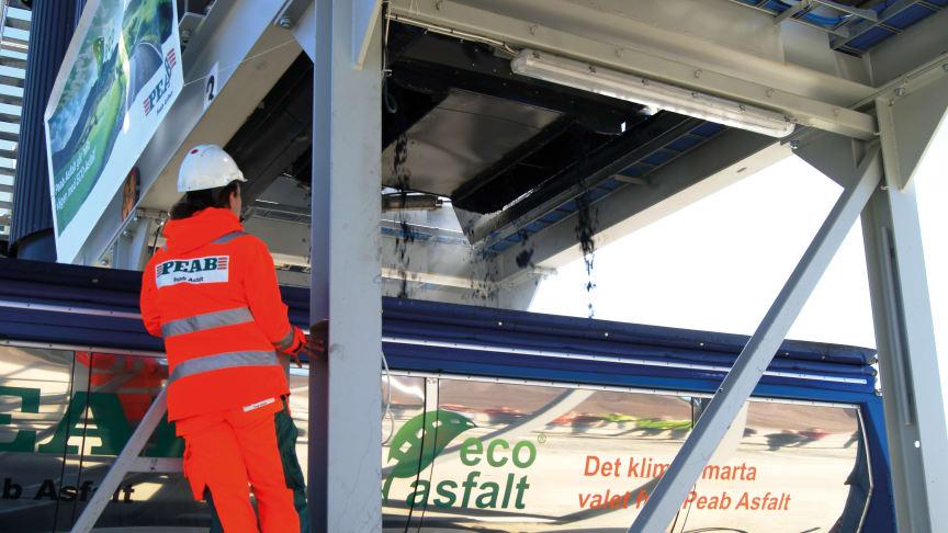 Peab Asfalt vinner asfaltkontrakt i Eda kommun