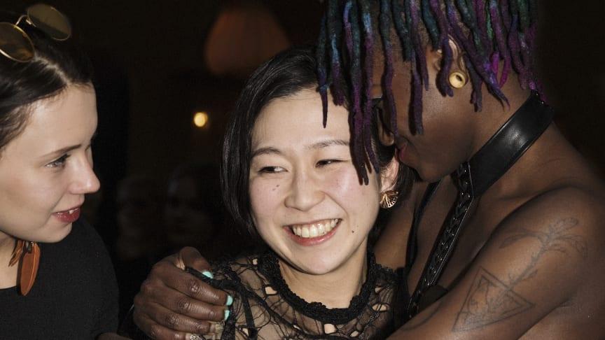 Saori Ichihara valdes till Stella Kock 2018. Foto: Susanne Walström.